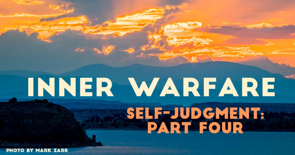 Inner Warfare_Self Judgment